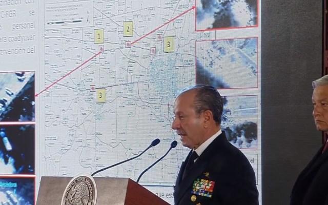 Aseguran dos buques por tráfico de diésel en Tabasco - Rafael Ojeda de la Semar. Captura de pantalla