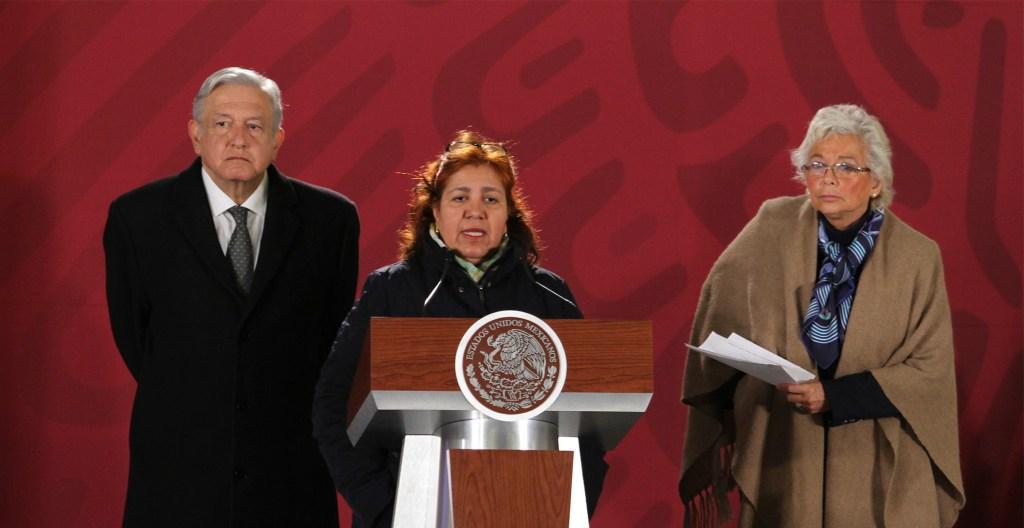 Esposa de Javier Valdez exige justicia al Gobierno Federal - Griselda Triana, la viuda de Javier Valdez, el periodista asesinado en Culiacán, Sinaloa. Foto de Notimex.