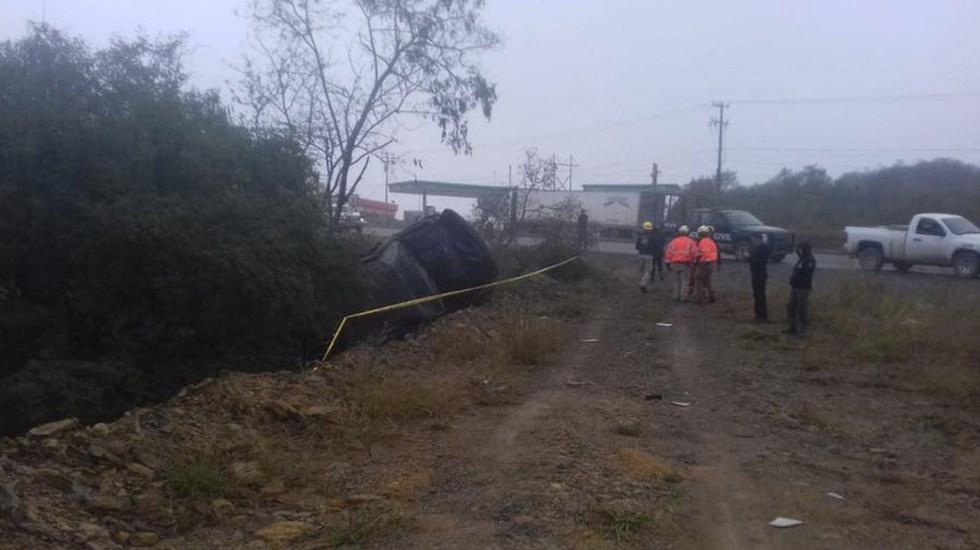 Murió Reynaldo Flores Tamez, líder del grupo Toppaz, en accidente en Nuevo León - Foto de Milenio