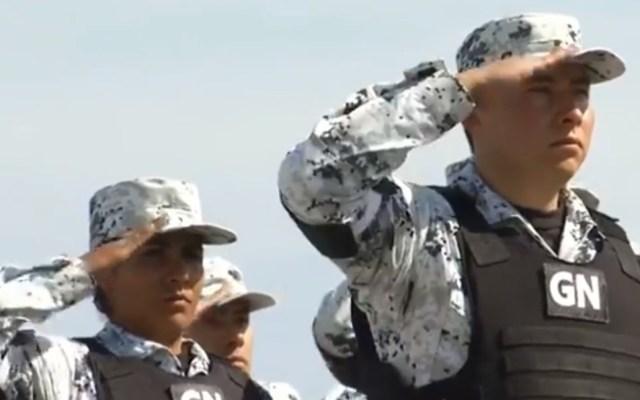 Conago respalda Guardia Nacional: Mario Delgado - Guardia Nacional. Captura de pantalla