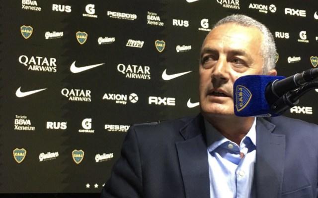 Boca Juniors nombra a Gustavo Alfaro como nuevo DT - Foto de @BocaJrsOficial