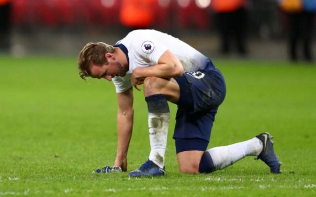 Harry Kane causa baja hasta marzo por lesión en el tobillo - harry kane baja lesión