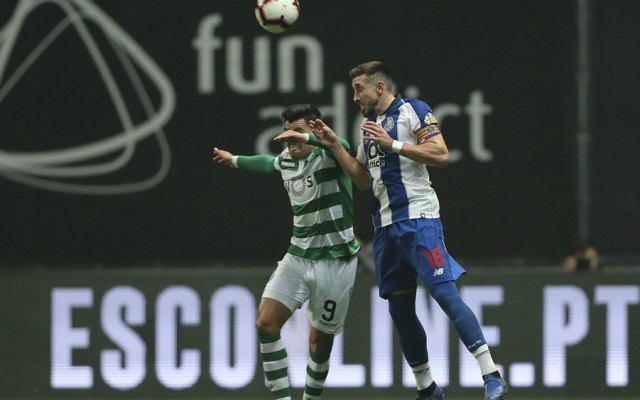 Herrera y 'Tecatito' Corona pierden final de Copa de la Liga con el Porto - Foto de FC Porto