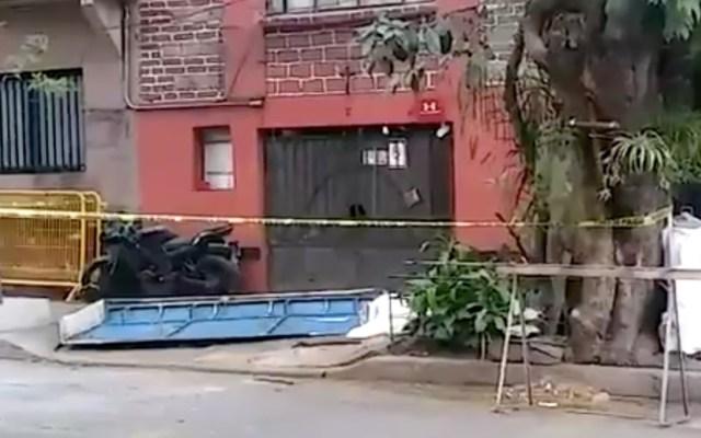 Muere anciano al caer de 15 metros de altura en la San Rafael