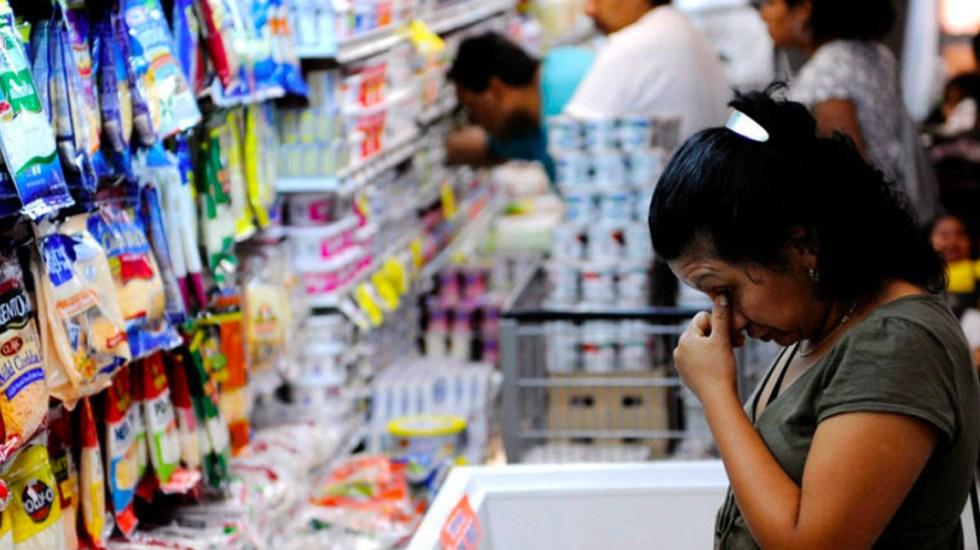 México cierra 2018 con inflación a tasa anual de 4.83 por ciento - Foto de Diario Tiempo de México