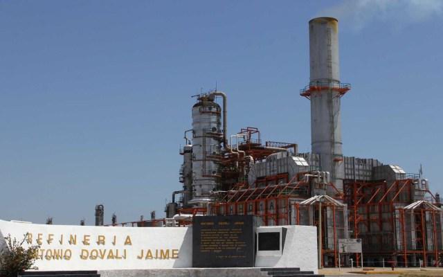 Refinería en Salina Cruz opera con normalidad tras sobrepresión - Refinería Pemex Salina Cruz