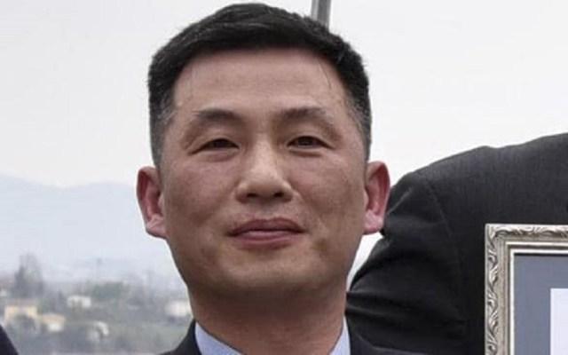 Resuelven desaparición de diplomático norcoreano en Italia - Jo Song Gil. Foto de Internet