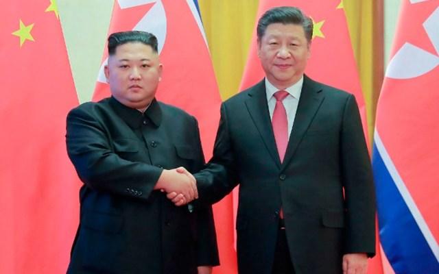 Xi Jinping acepta invitación de Kim Jong-un para visitar Corea del Norte - Foto de AFP