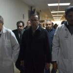Secretario de Salud supervisa atención a lesionados por explosión de ducto - Foto de @SSalud_mx