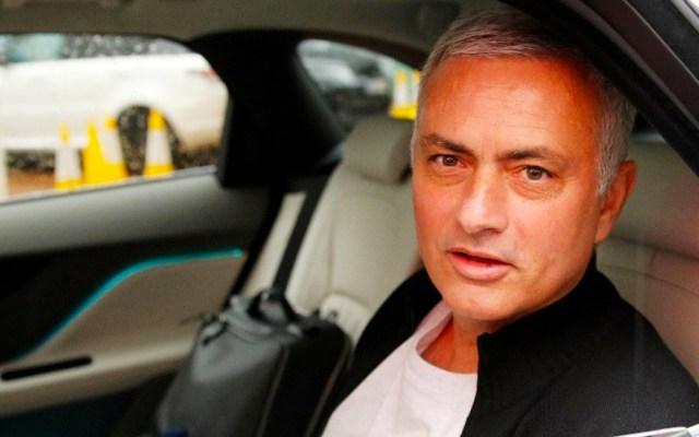 Mourinho descarta posibilidad de entrenar al Benfica - Foto de Reuters