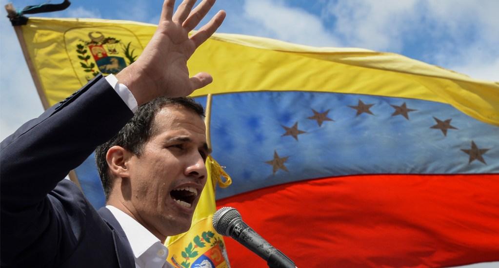 Guaidó se fortalece con el reconocimiento de Europa - guaido reconocimient
