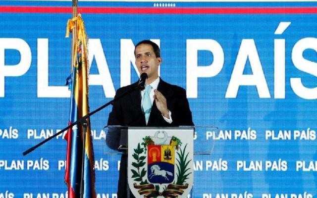 Juan Guaidó presenta plan para rescatar a Venezuela - plan país guaidó venezuela