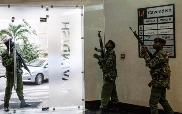 Suman 21 muertos por ataque a complejo hotelero en Kenia - Foto de Kabir Dhanji/AFP