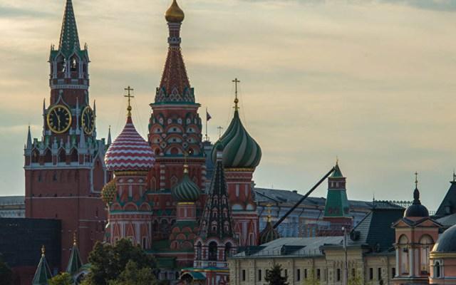 Acusar a Trump de ser un agente ruso es estúpido: Kremlin - Kremlin de Moscú. Foto de Internet