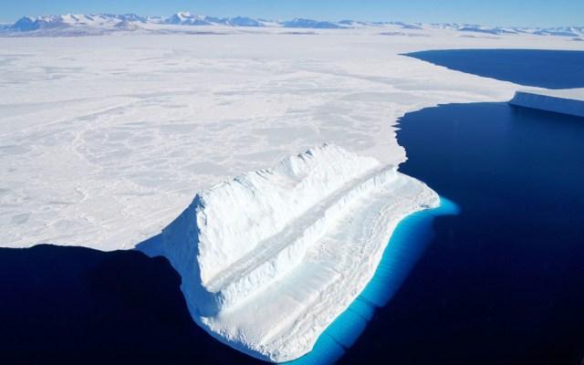 Hielo de la Antártida se derrite más rápido que nunca - Foto de AFP
