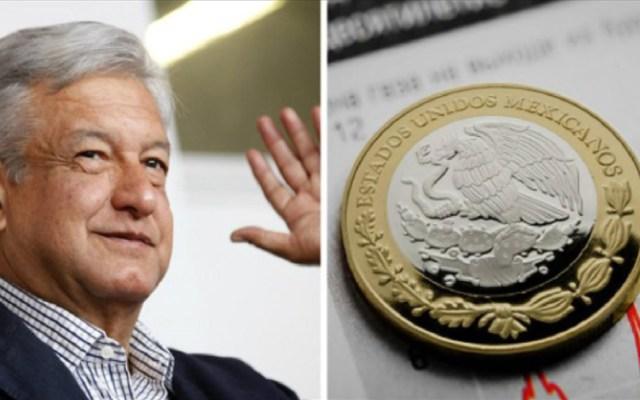 Desde que tomé posesión se ha fortalecido el peso: AMLO - López Obrador fortalecimiento peso