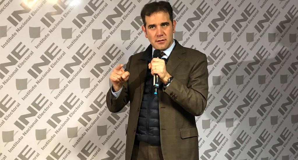 INE presenta controversia ante la SCJN por recorte de presupuesto - Foto de Notimex