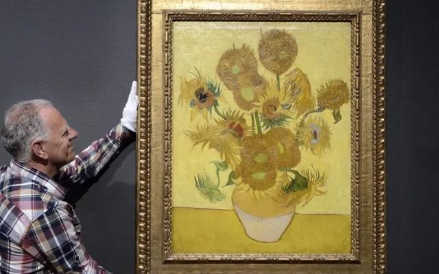 Restaurarán 'Los Girasoles' de Van Gogh - Foto de Getty