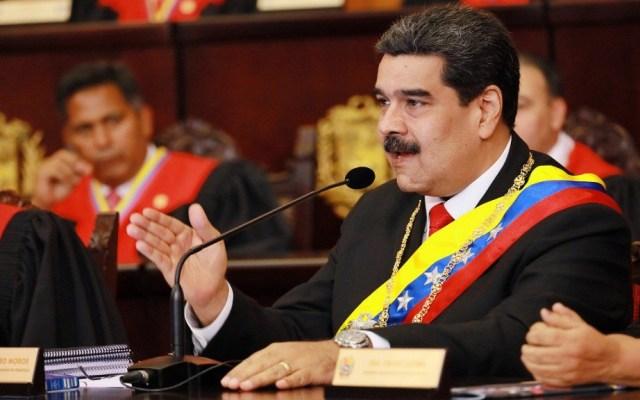 Maduro continuará relación bilateral con Estados Unidos - Foto de @NicolasMaduro