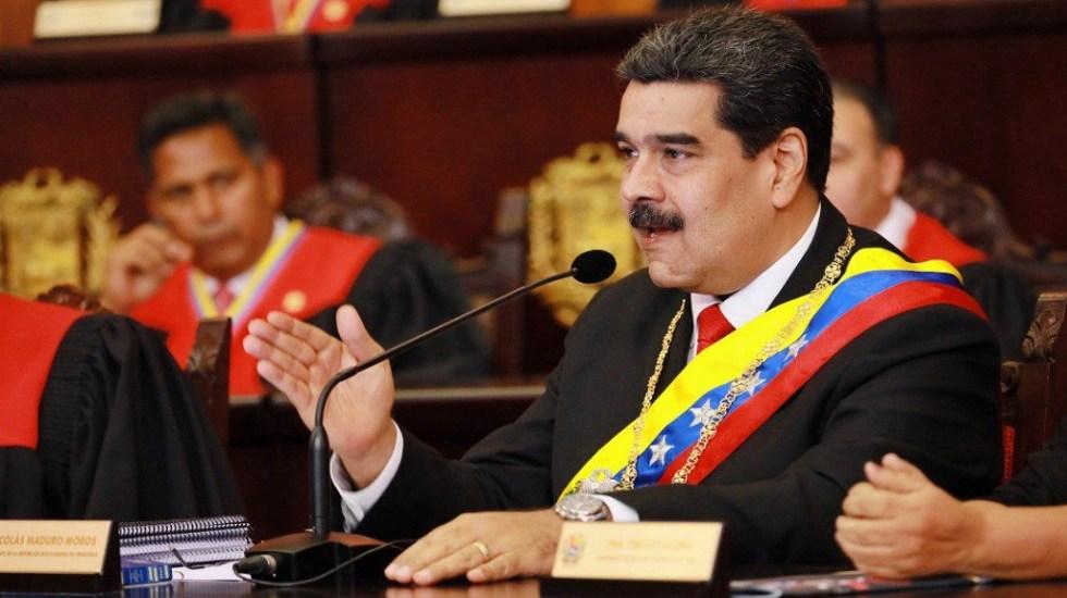 Maduro pide al papa Francisco ayudar al diálogo en Venezuela - Foto de @NicolasMaduro