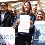 México Libre no girará en torno a Felipe Calderón: Margarita Zavala - margarita zavala mexico libre felipe calderón