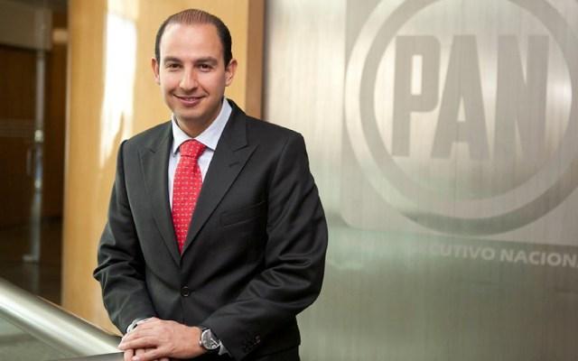 Priorizará el PAN resultados en estados y municipios: Marko Cortés - Marko cortes prioridades pan