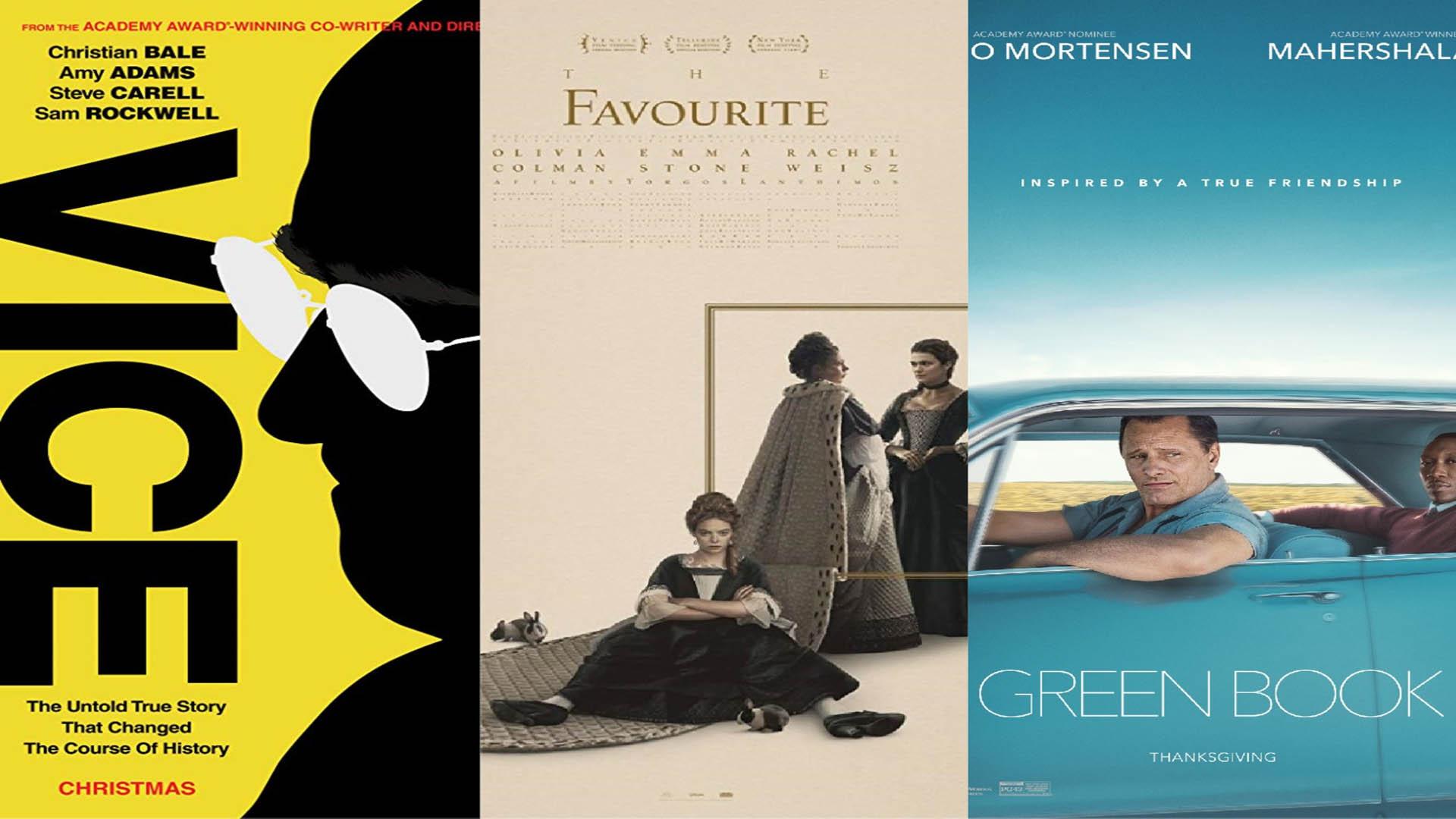 Películas más nominadas a los Globos de Oro. Foto de Internet