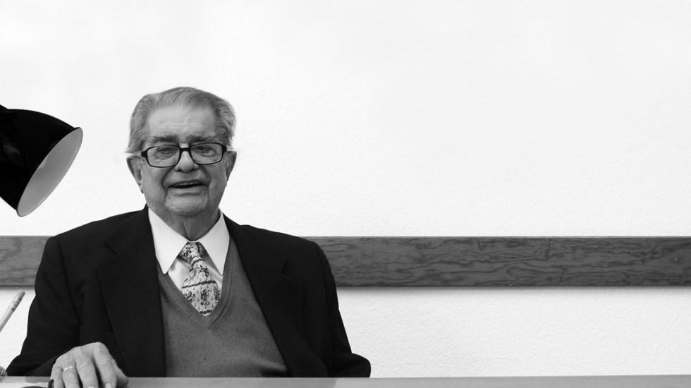 Murió el escritor e investigador Miguel León-Portilla - Foto de Letras Libres