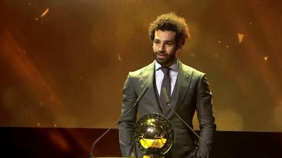 """Nombran a Salah """"Jugador Africano del Año"""" - salah es nombrado jugador africano del año"""