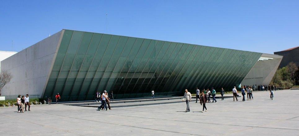 MUAC y tres librerías de la UNAM regresan a sus actividades - MUAC Foto: mxcity.mx (Archivo)