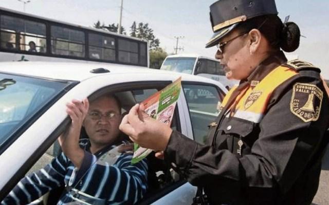 Tlalnepantla y Naucalpan suspenden multas de tránsito - Foto de El Sol de Toluca