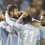 Anota Néstor Araujo pero Celta de Vigo pierde contra Valencia - Foto de @RCCelta
