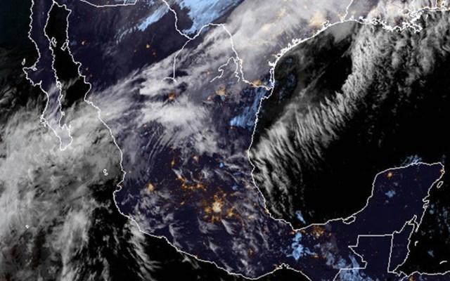 Emergencia en 12 municipios de Chihuahua por nevada - Foto de Conagua