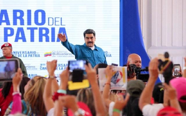 """Maduro denuncia que """"el imperio quiere violencia"""" en Venezuela - Nicolás Maduro. Foto de @NicolasMaduro"""