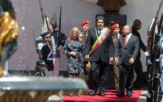 """Maduro dice que Bolsonaro es """"Hitler en tiempos modernos"""" - Foto de AFP"""