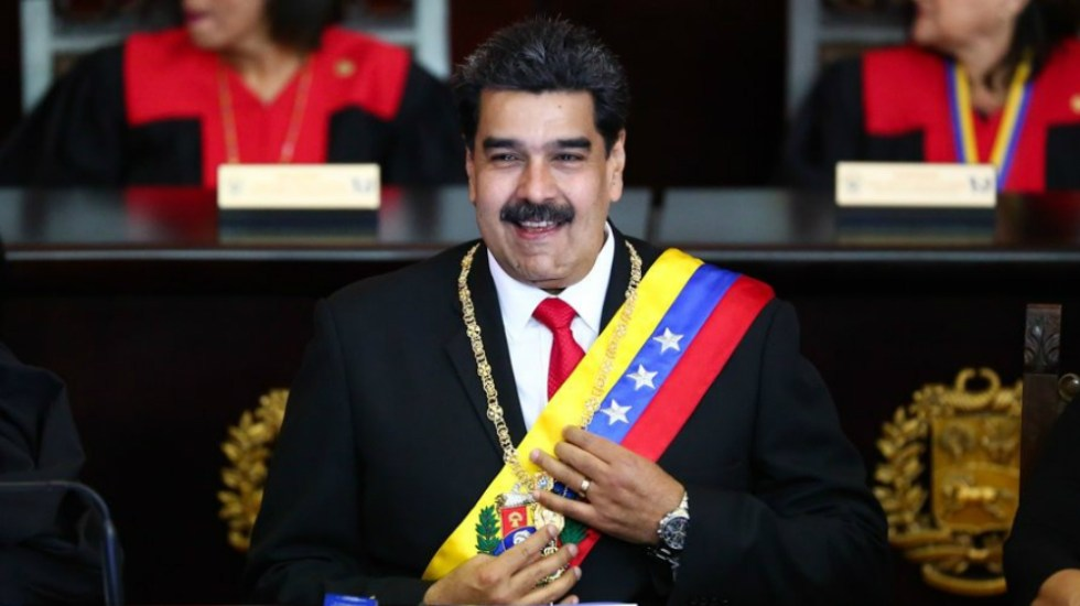 Maduro acepta propuesta de México y Uruguay sobre diálogo