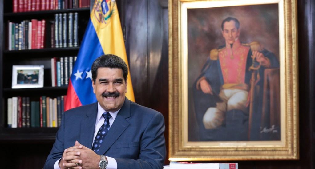 México enviará a representante a toma de protesta de Maduro - Foto de AFP