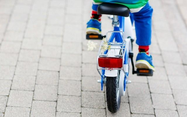 Se disparan las caídas de niños durante el Día de Reyes - La mayoría de las caídas de niños son por andar en bicicleta o triciclos sin supervisión. Foto de Internet