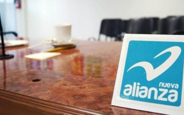 Nueva Alianza creará otro partido a nivel nacional - Logo de Nueva Alianza. Foto de Internet
