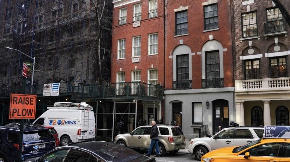 Rescatan a mujer tras pasar tres días atrapada en ascensor en Nueva York - Ascensor