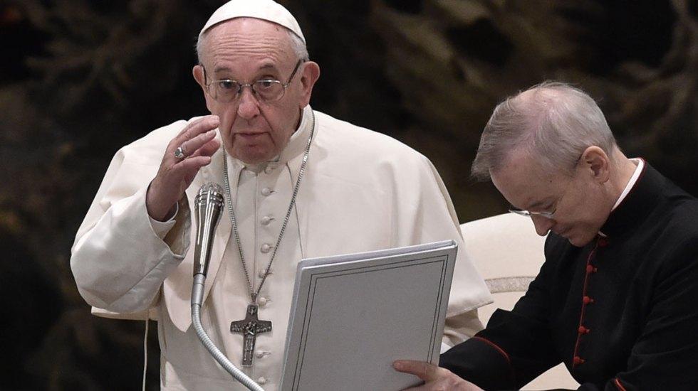 Papa critica a obispos de EE.UU. por hacer marketing de la pedofilia - Foto de AFP