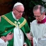 Papa Francisco suprime comisión encargada del diálogo con los lefebvristas - Foto de AFP