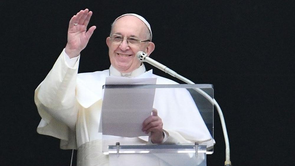 El papa Francisco anuncia viaje a Japón en noviembre - Foto de Vincenzo PINTO / AFP