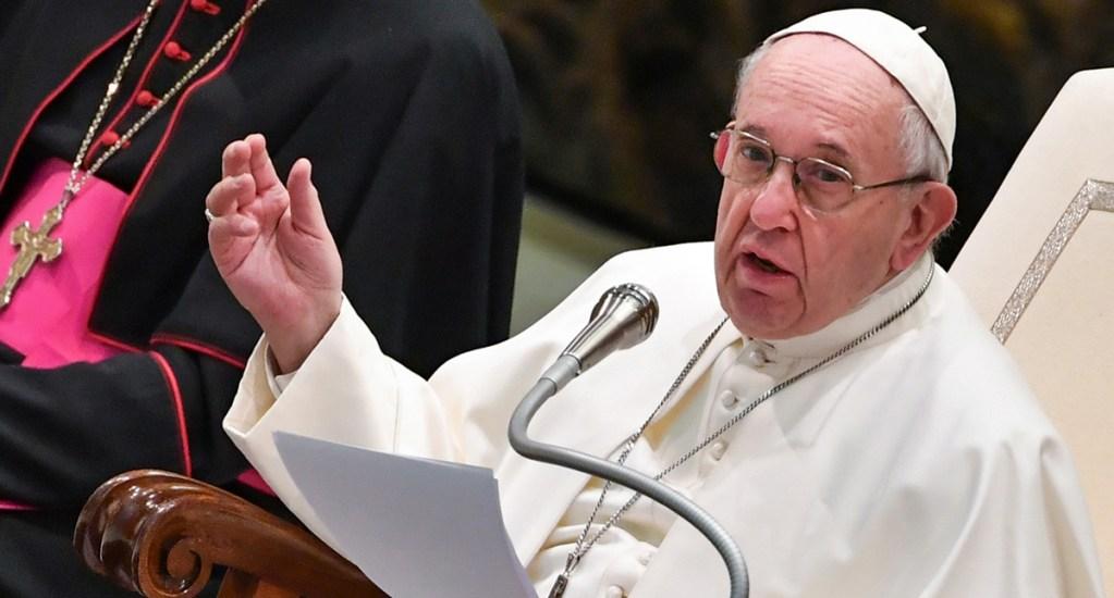 El papa Francisco lamenta muertos en Colombia y el Mediterráneo - papa francisco carta disculpa