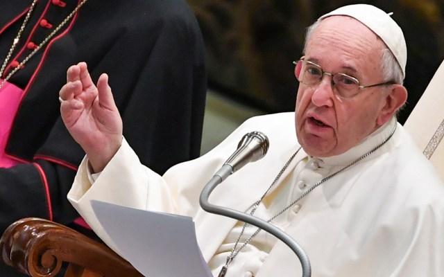"""El papa Francisco pide una solución """"justa y pacífica"""" para Venezuela - papa francisco carta disculpa"""
