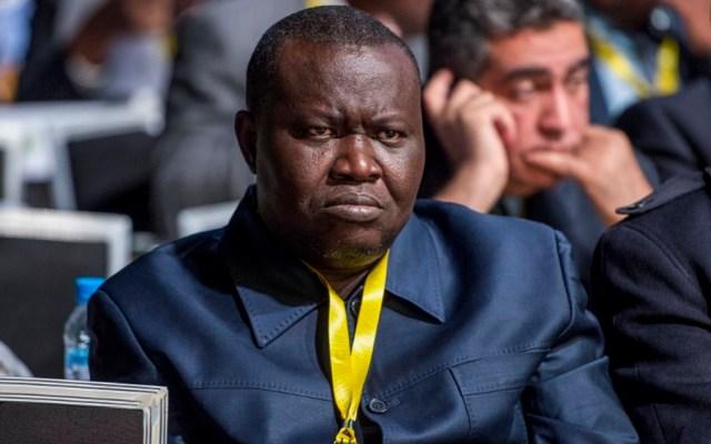 Francia extradita a dirigente del futbol centroafricano a la CPI - Foto de AFP