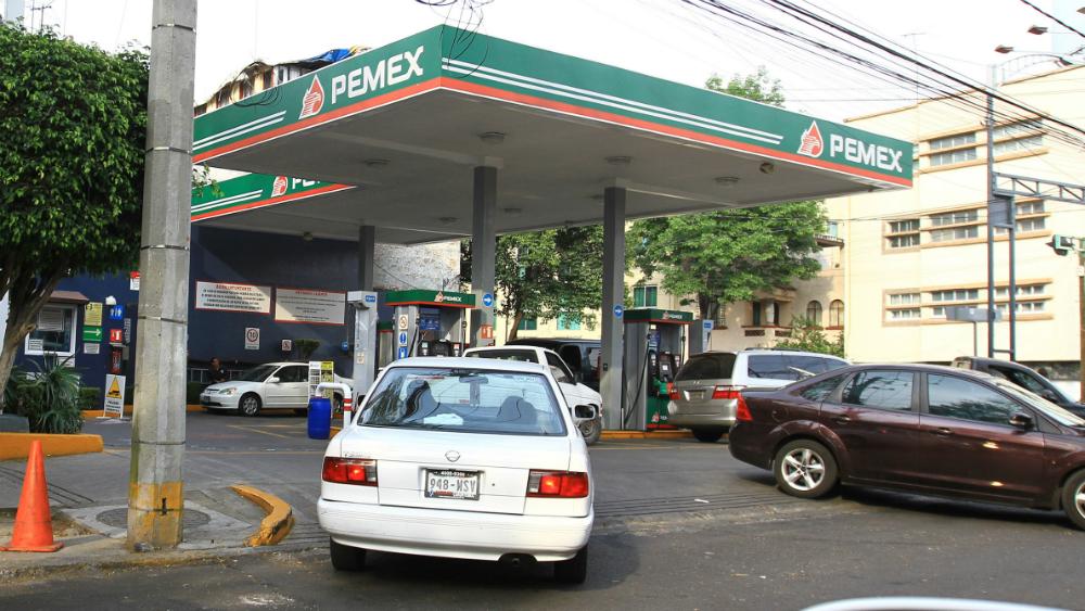 Falta de infraestructura influye en precios de combustibles gasolineros - Foto de Notimex