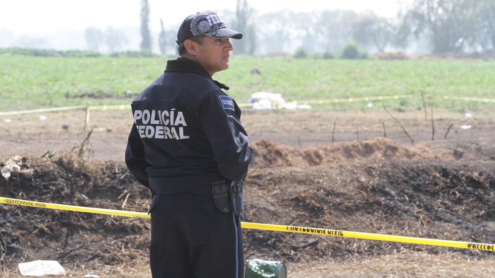 CNDH interpone queja por posibles omisiones en explosión de Tlahuelilpan - Foto de Notimex