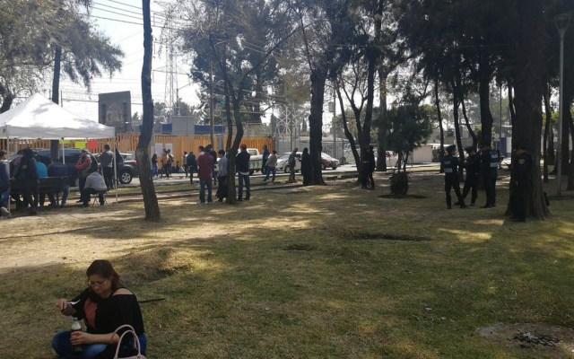 Entregan instalaciones de la Prepa 2 tras un mes de paro - Foto de @Rodolfodorantes