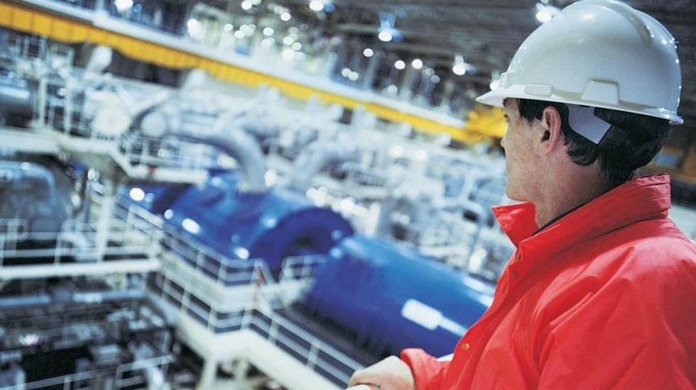 Cae 0.8 por ciento la producción industrial en México - Producción industrial. Foto de Internet